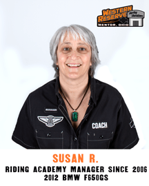 Susan R. Riding Academy Manager